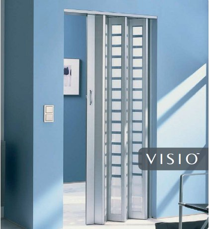 Panelfold Nuvo Designer Series Panelfold Accordion Doors