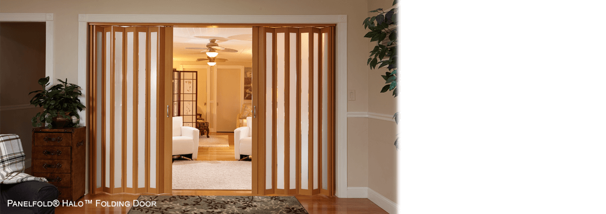 Accordion doors custom folding doors made to order for Accordion doors