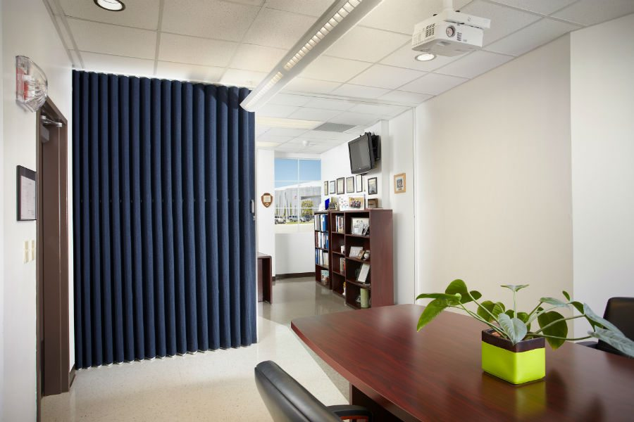 Panelfold® Fabricwal® Acoustical Accordion Partition & Panelfold® Accordion Doors Partitions Dividers