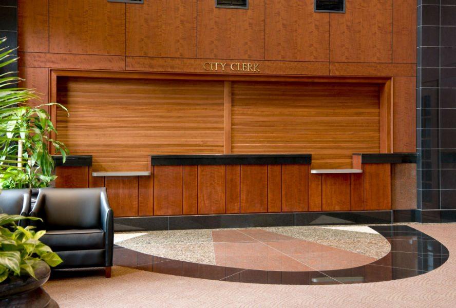Woodfold Custom Roll Up Doors