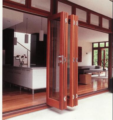 The Best Installations Of Accordian Doors