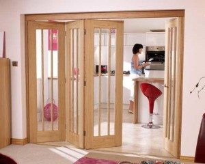 Accordion Door Style Design