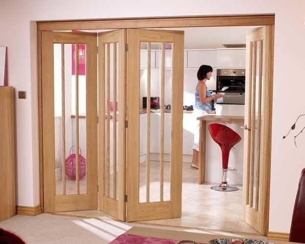 Accordion Folding Doors : Why accordion folding doors can help your space concerns