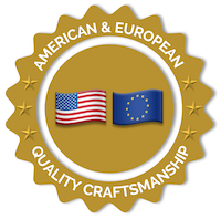 American and European Quality Craftsmanship