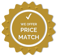 We Offer Price Match