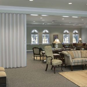 Woodfold 4100 Acoustical Accordion Door